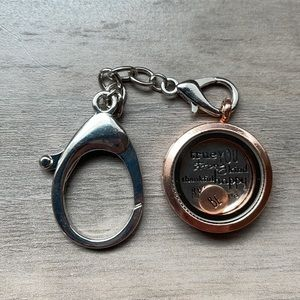 Be You Keychain